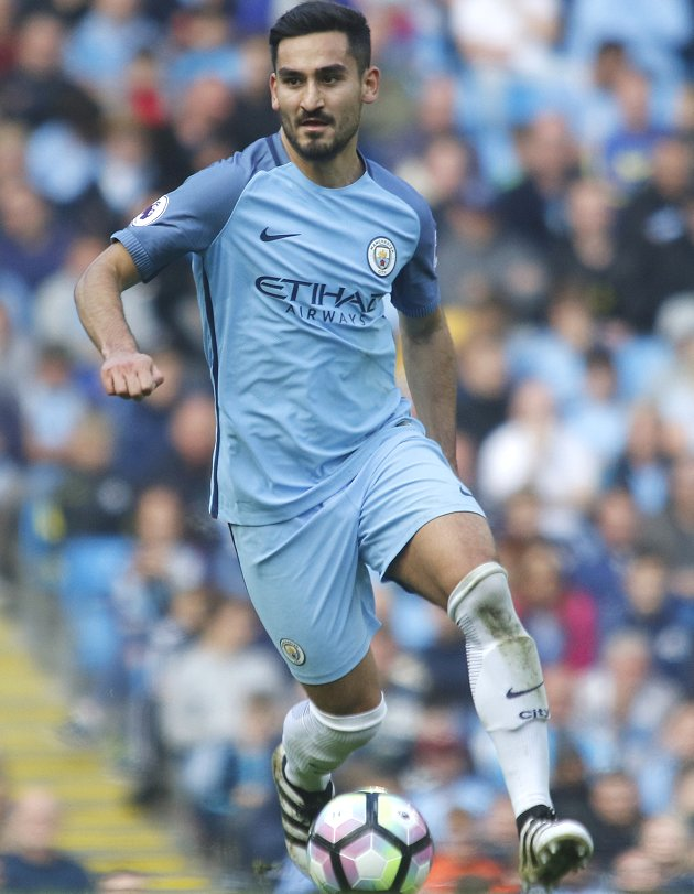​Gundogan set for Man City return against Liverpool after 10-month lay-off