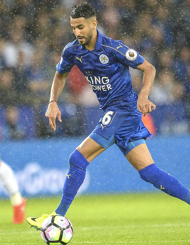 ​Vardy warns Leicester teammate Mahrez: If you want winter move, work hard!