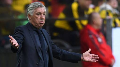 Bayern Munich boss Carlo Ancelotti brandishes China speculation 'a joke'