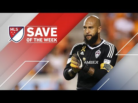 Week 27 | MLS Save of the Week