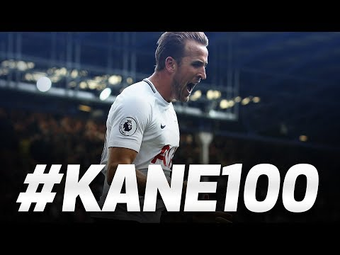 #Kane100 | HARRY KANE SCORES 100TH SPURS GOAL