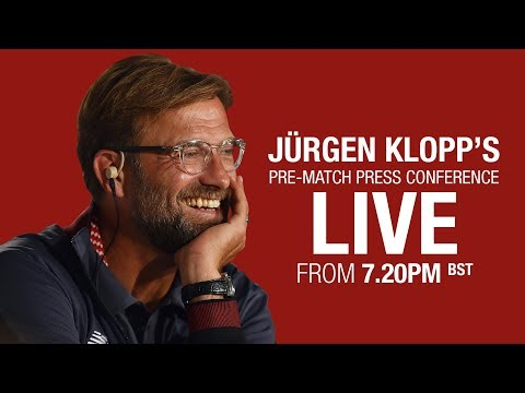 Joe Gomez and Jürgen Klopp's Champions League press conference