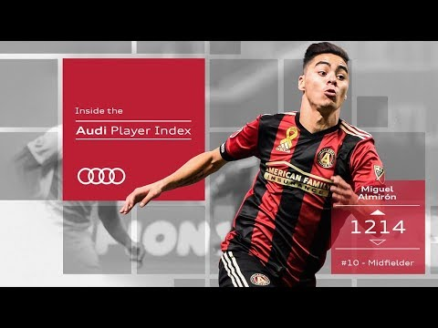 Miguel Almirón Orchestrates & Dominates in Atlanta | Inside the Audi Player Index