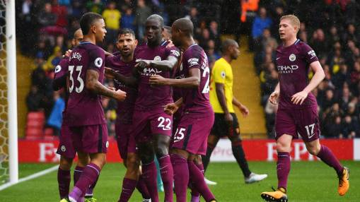 Man City unfairly unrecognised in FIFPRO