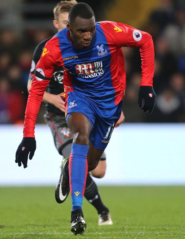 Crystal Palace boss Hodgson confirms injury for Benteke