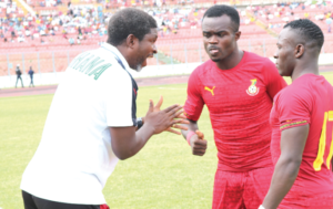 WAFU Cup: Ghana defender Amos Frimpong targets Cup glory rather than monetary enticements