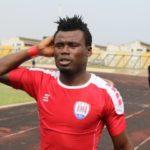 Former Inter Allies striker Fredrick Boateng's move to Welwalo Adigrat University breaks down