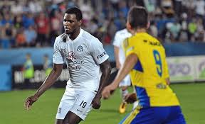 Ex-Ghana youth striker Benjamin Tetteh signs permanent contract with Czech side Bohemians Prague 1905
