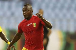 Guinea striker Seydouba Camara on Asante Kotoko's radar