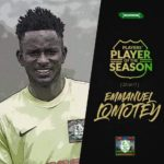 Dreams FC midfielder Emmanuel Lomotey joins Spanish Segunda B side Extremadura UD