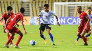 FIFA U-17 World Cup: Ghana's opponent India change captain ahead of FIFA World Cup
