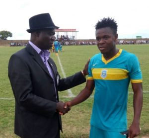Wa All Stars defender Nicholas Mensah to miss rest of the season