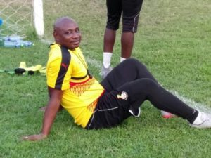 Black Stars B goalkeeper's trainer insists they must not get complacent against Mali