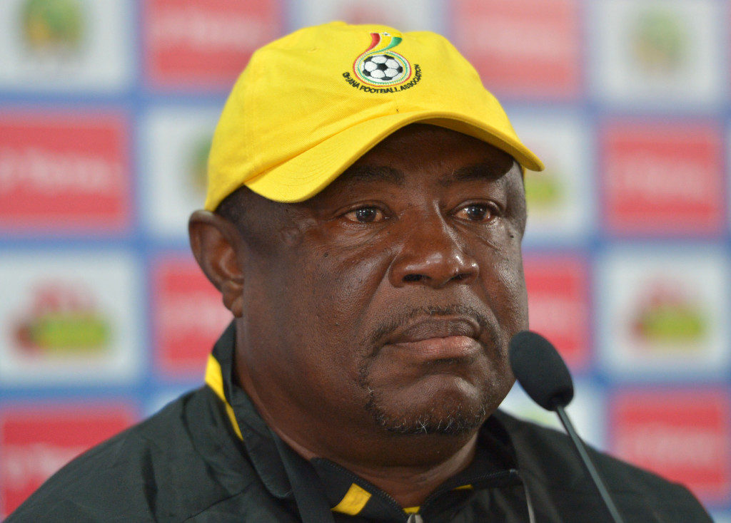 Ghana coach Paa Kwasi Fabin confident of winning FIFA U17 World Cup