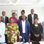 Sports Ministry inaugurates LOC for 2018 African Women's Championship
