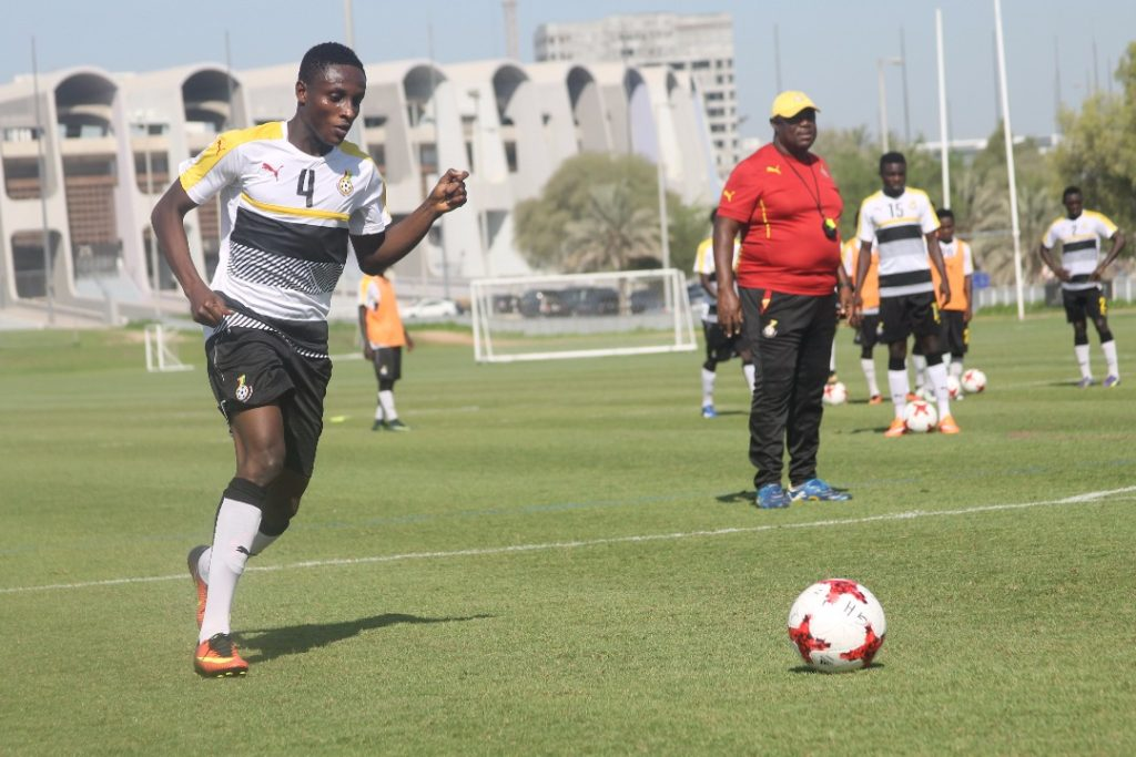 PHOTOS: Black Starlets intensify training in Abu Dhabi ahead of World Cup