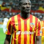 Asamoah Gyan's manager at Kayserispor backs him to score more goals