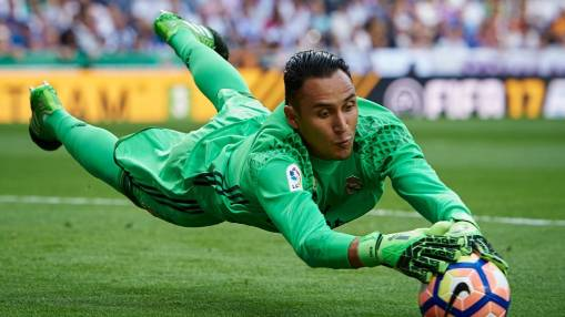Real Madrid monitoring Keylor Navas injury day by day - Zinedine Zidane