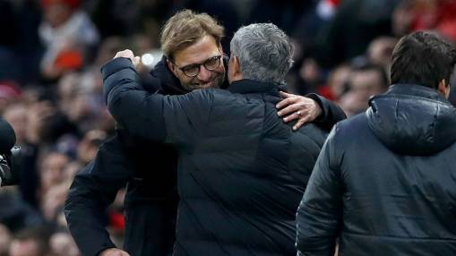 Liverpool, Man United should get more time before 'massive game' - Klopp
