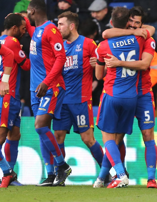 ​Crystal Palace handed good omen ahead of Newcastle clash