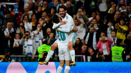 Asensio helps Real Madrid into third; Atletico Madrid beat Celta Vigo