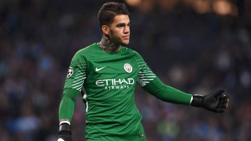 Manchester City goalkeeper Ederson: I have no fear of anything
