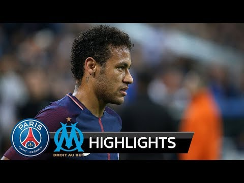Marseille vs PSG 2-2 - All Goals & Extended Highlights - Ligue 1 - 22/10/2017 HD