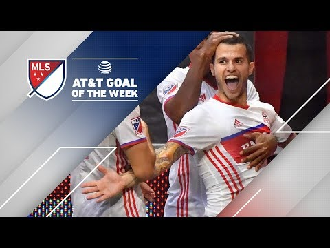 Week 33 | AT&T Goal of the Week