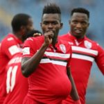Ghana striker Anas Mohammed scores as Free State stars beat Ajax Cape Town