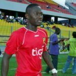 Former Kotoko striker Eric Bekoe tips Hearts for FA Cup triumph