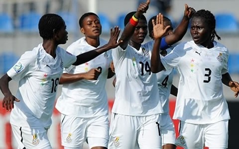 Black Queens arrive in Reims for France friendly