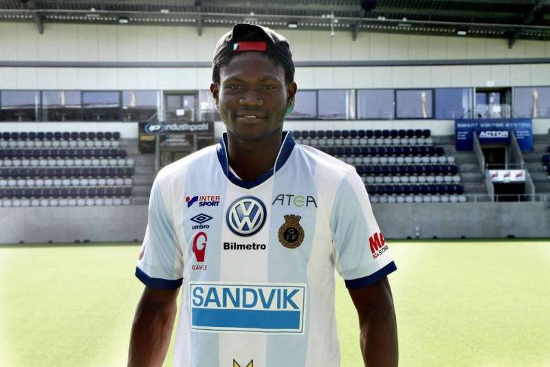 Court in Sweden throws out Ghana midfielder Kwame Bonsu's case