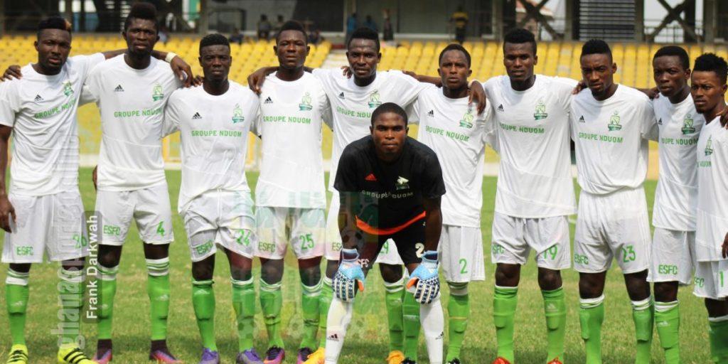 GPL: Elmina Sharks to halt Aduana Stars in title quest