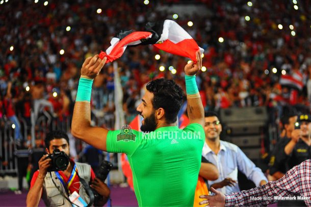 Egypt goalie Ahmed El-Shennawy wants starting role