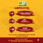 Kick off time & Ticket prices for MTN FA Cup final match announced