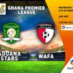 StarTimes to broadcast GPL title decider between Aduana Stars and WAFA