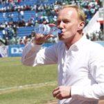 Hearts coach Frank Nuttall: I knew it was going to be a tough game at Tarkwa