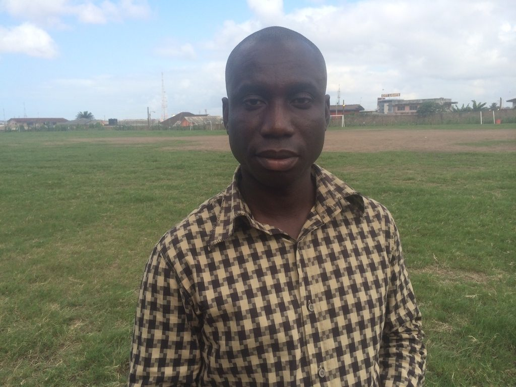 Hearts have no plans of appealing Thomas Abbey red card- Acting Head Hackman Aidoo