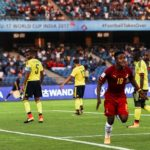 PHOTOS; Black Starlets beat Colombia