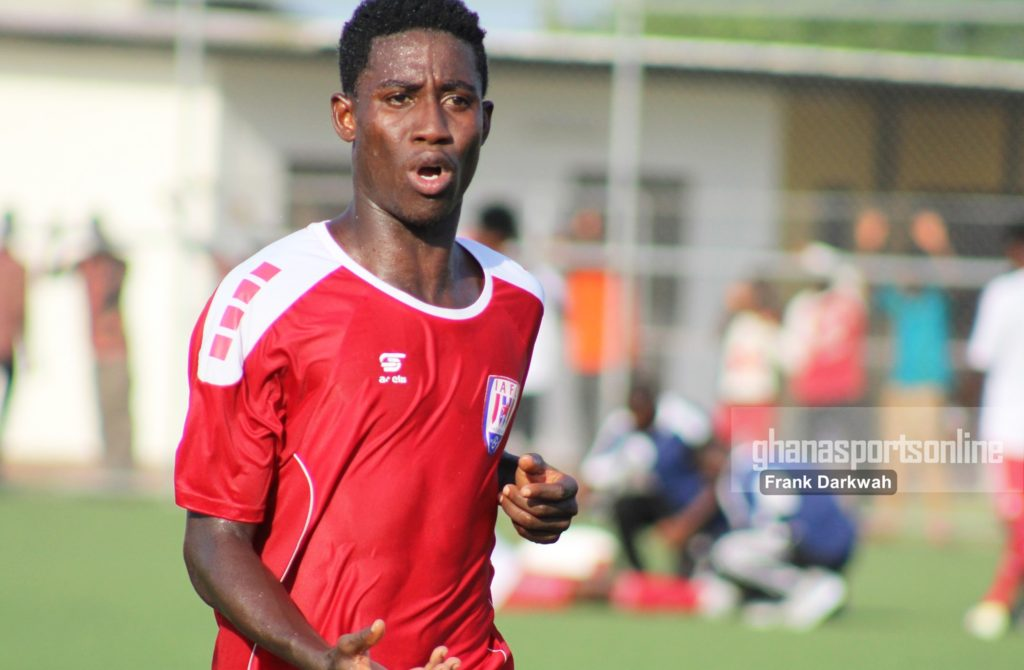 The 2016/17 Ghana Premier League is the toughest I have played – Inter Allies Captain Isaac Twum