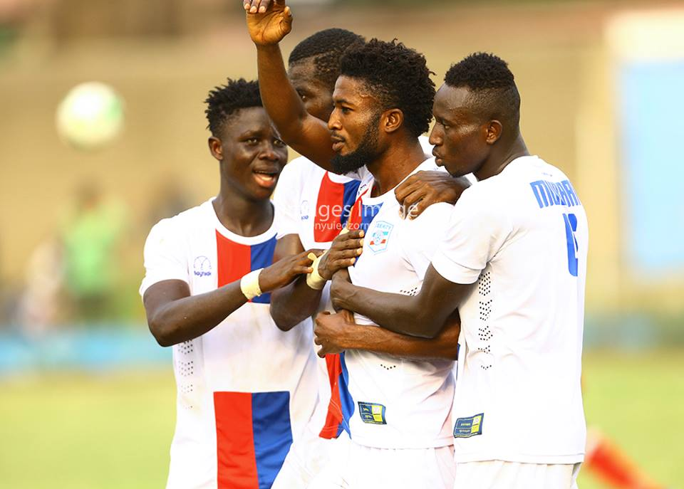 MATCH REPORT: Liberty Professionals survive reegation scare after win over kotoko