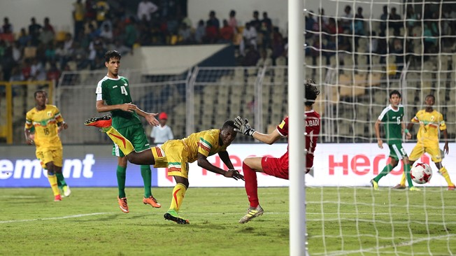 FIFA U-17 World Cup: Mali thrash Iraq to reach Quarter finals