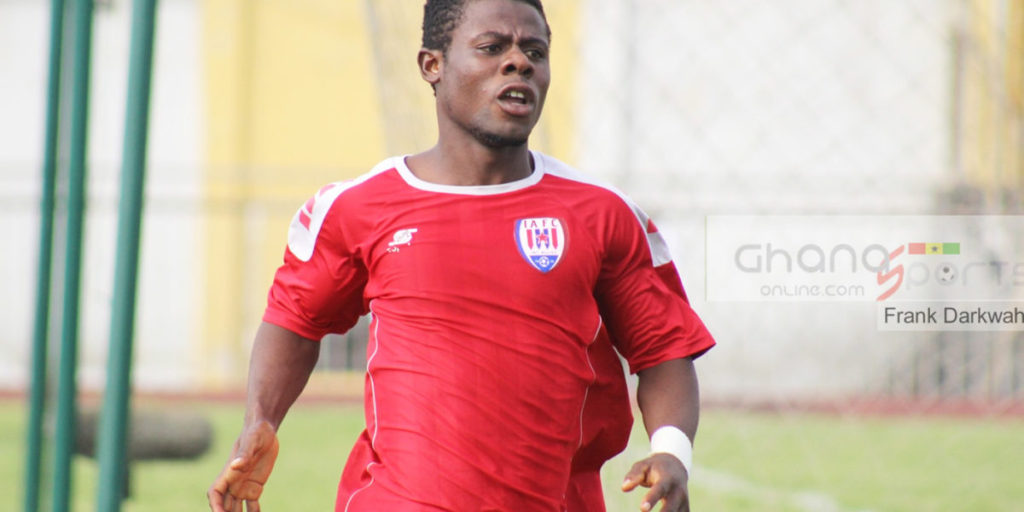 Inter Allies youngster Abdul Nasiru Hamzah happy to settle well at the club