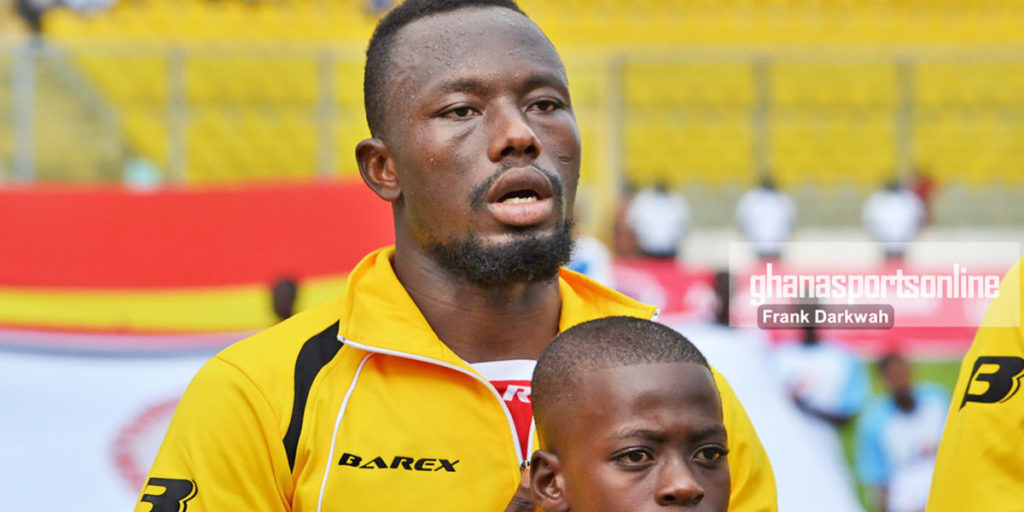 Saddick Adams: I knew i was going to score against Hearts