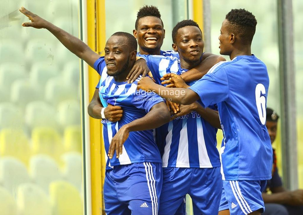 Match Report: Great Olympics beat AshGold 1-0 to keep survival hopes alive