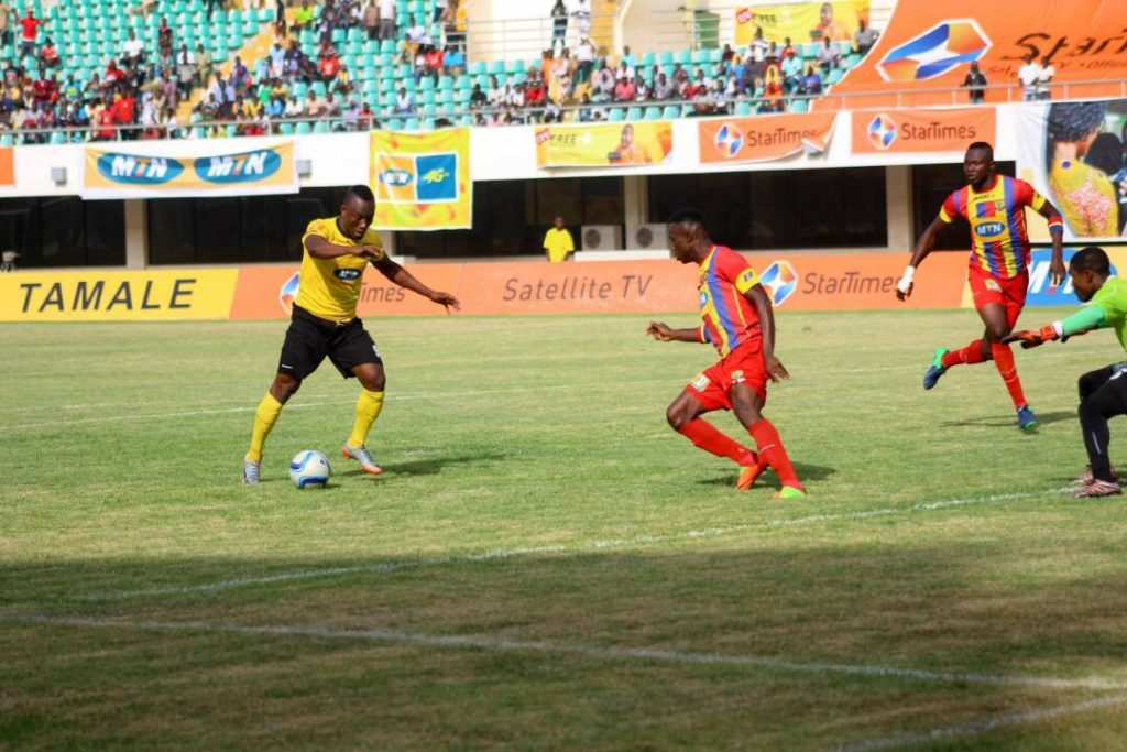 We were determined to win the MTN FA Cup: Saddick Adams