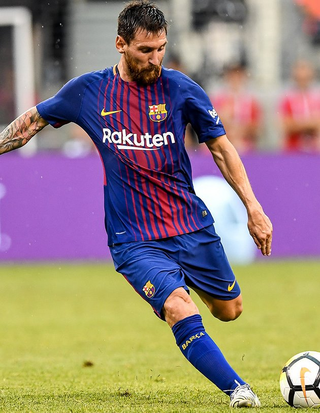 LaLiga president Tebas: Messi has signed his Barcelona contract, unless...