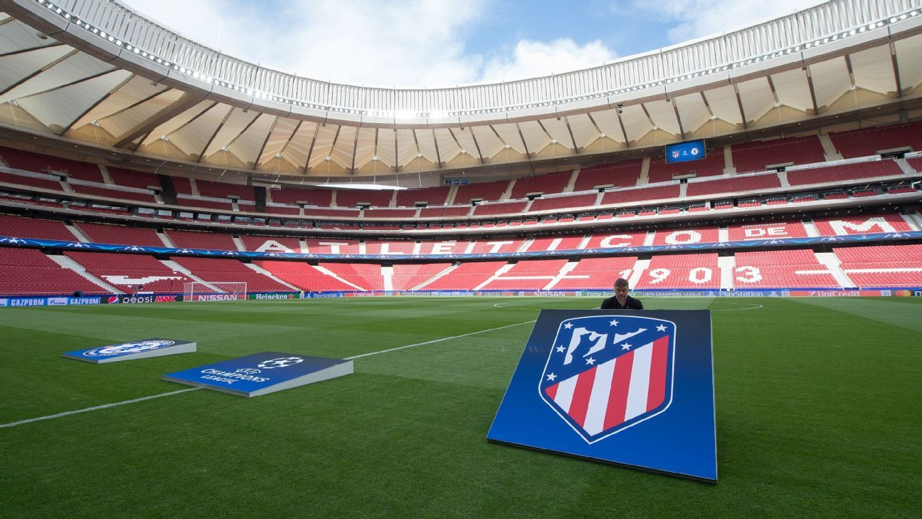 Israeli multinational to buy Atletico Madrid stake in ¬50 million deal