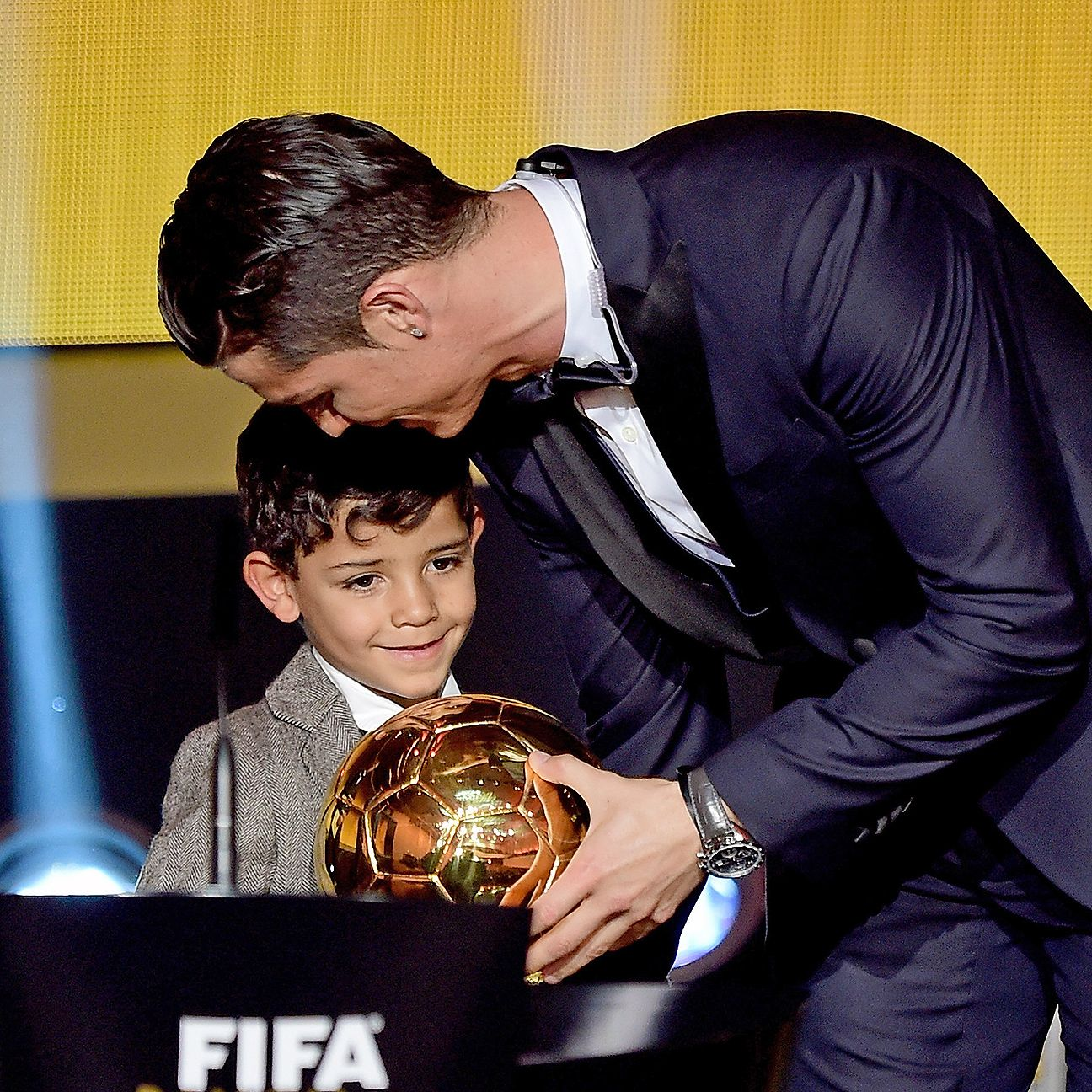 Cristiano Ronaldo: I want seven children and seven Ballon d'Or awards
