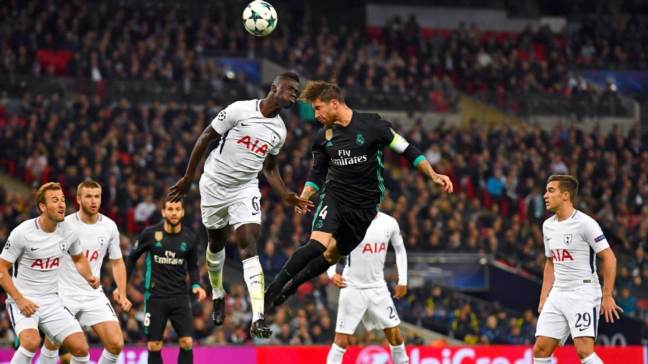 Spurs' Davinson Sanchez turned down Barcelona to move to Ajax - Osorio